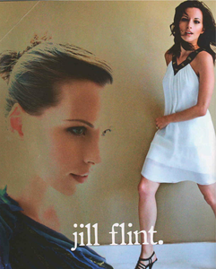 Jill Flint Profile by Sylvia Karcz